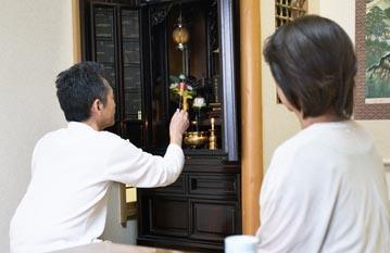 仏壇の正しいお手入れ方法は?